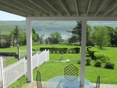 Photo for Rose Hill Estate Guest Quarters Apt   Lake View/State Park/Wineries/Race Track/