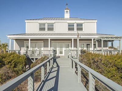 Photo for Fairwinds: Inviting Oceanfront Home Built to Entertain Both Indoors and Out