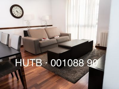 Photo for Apartment 74 m from the center of Barcelona with Internet, Air conditioning, Lift, Washing machine (13137)