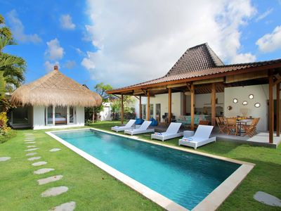 Photo for #D5 Oberoi Seminyak 800m beach villa