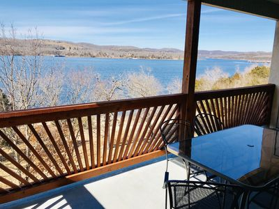 Photo for VISTA AZUL- LAKE VIEW CONDO W/BOAT SLIP