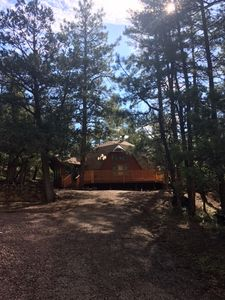Photo for Fully renovated cabin on three acres