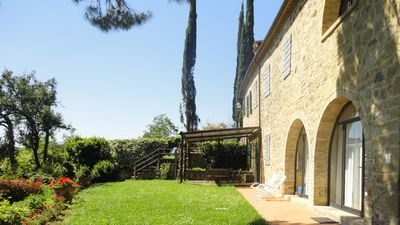 Photo for HOLIDAYS IN AN ANCIENT FARM OF TUSCANY - THE ARCHES