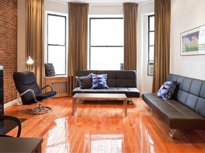 Photo for **CONSTELLATION** Magnificent 2 Bedroom Apt With Partial View Of Riverside Park
