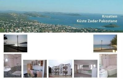 Photo for Holiday apartment Pakostane for 6 - 7 persons with 3 bedrooms - Holiday house