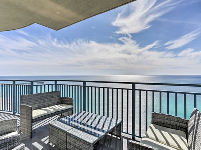 Photo for Marvelous Waterfront 3BR Panama City Beach Condo