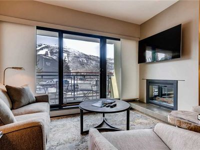 Photo for Modern & Bright Condo Steps from Park City Mountain Resort