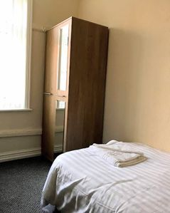 Photo for Single Room with Shared Shower and Toilet