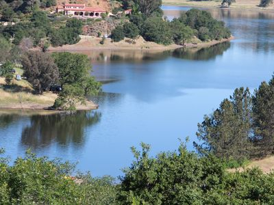 Photo for Romantic Lakeview Italian Villa located in the bay area surrendered by vineyards