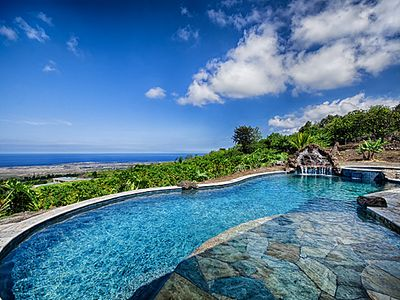 Photo for Custom 3 bedroom, 3 bath with Pool, spectacular Ocean & Sunset Views