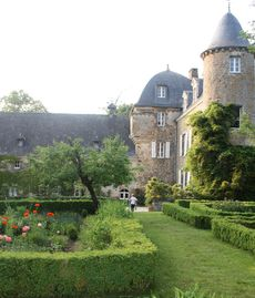 Countryside 11th Century Chateau with an Outdoor Pool - La Rongere. Limit 14 people