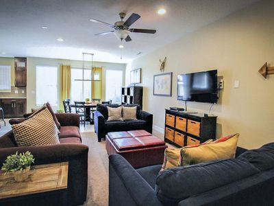 Photo for Moab condo with shared pool and hot tub, sightseeing at Arches National Park