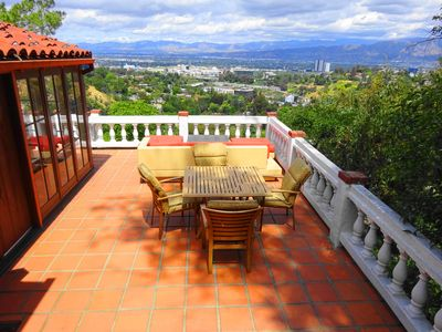 Photo for Live Like a Star in a Filmmaker's Home in the Hollywood Hills