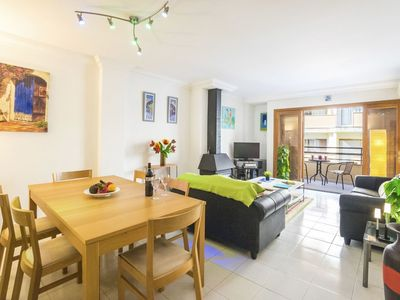 Photo for Beautiful apartment for 6 people with WIFI, A/C, TV and balcony
