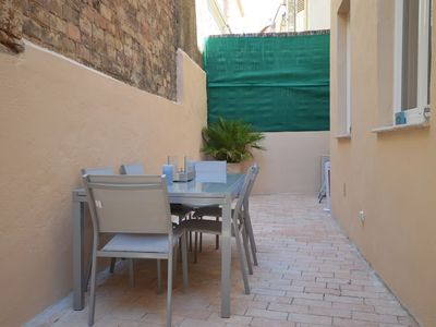 Photo for Apartment in the center of Cannes with Internet, Air conditioning, Terrace (502841)