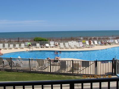 Photo for Birdie's Beachfront I - The Only Oceanfront Condo To Be At Myrtle Beach Resort