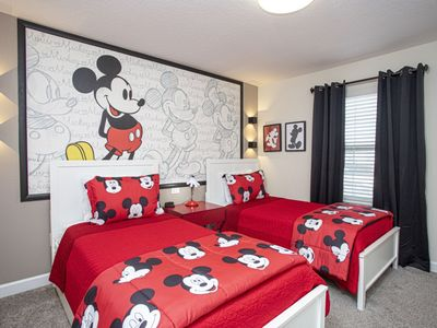 Photo for FANTASTIC MICKEY MOUSE BRAND NEW 4BED PRIVATE POOL