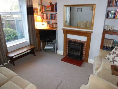 Photo for Hurn Cottage - a charming cottage located just off The Hurn, close to Sheringham.