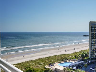 Photo for Beautiful 3 BR/3 BA Condo with Beautiful Oceanfront Views and 12'x62' Balcony