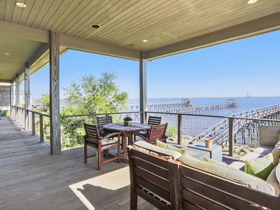 Photo for Best of Both Worlds: Lakefront Home Minutes from New Orleans