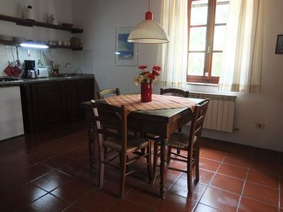 Photo for Apartment Podere Gli Scopai App. Nr. 1 in Ravi - 4 persons, 2 bedrooms