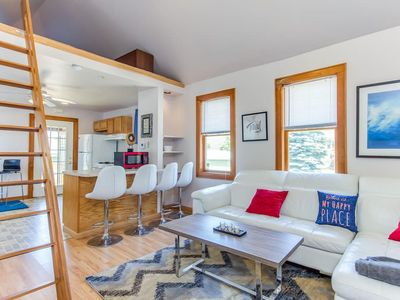 Photo for The Cute and Cozy Brady Street Cottage  -  Great for groups!