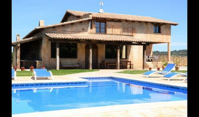 Photo for 5 bedroom Villa, sleeps 11 with Pool and Air Con