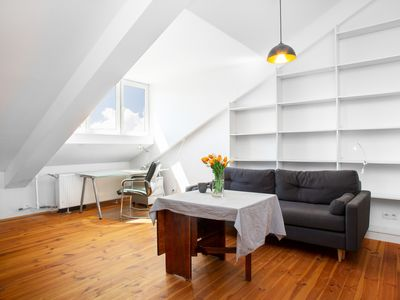 Photo for Apartment in Warsaw Hoża 5A/21