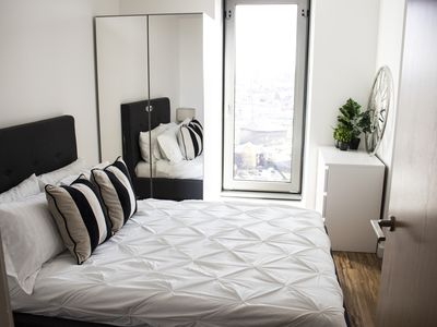 Photo for LUXURY 1 BEDROOM APARTMENT IN MEDIA CITY WITH GYM & CINEMA ROOM