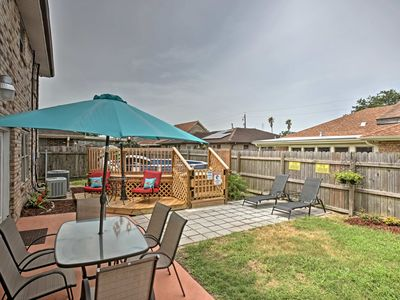 Photo for 'Major Manor' New Orleans House w/ Deck & Pool!