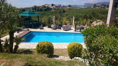 Photo for 6BR Villa Vacation Rental in Nice