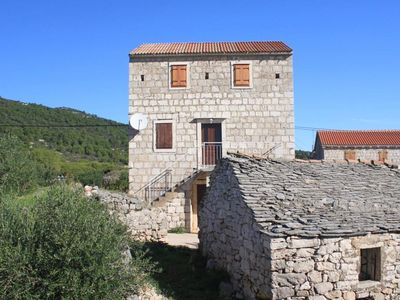 Photo for House in Podhumlje (Vis), capacity 4+2