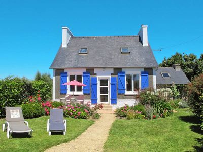 Photo for Vacation home Kerhuilec -Vian  in Sibiril, Finistère - 4 persons, 2 bedrooms