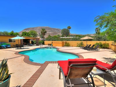 Photo for Private Pool and Spa on a Resort- like Spacious Lot!