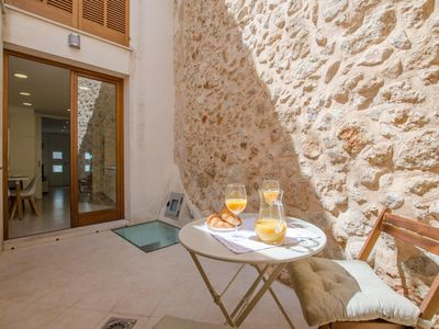 Photo for CAN SALROIG - Chalet with terrace in MURO.