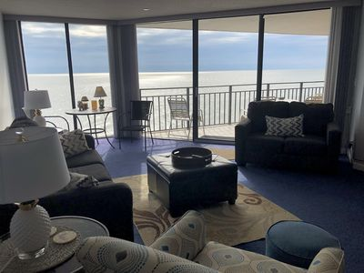 Photo for Oceanfront/Family Friendly Condo. 2 Bed/2 Bath. Located in the Surfmaster.