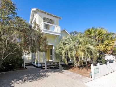 Photo for 4 Houses from Beach in Seaside, Recently Renovated, 1 Block to Amphitheater.
