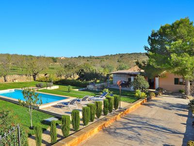 Photo for Barranc Son Fullòs Villa with swimming pool surrounded by nature 094