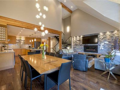 Photo for SKI IN/SKI OUT!Beautifully Renovated Luxury Townhome!Private HotTub&Garage!