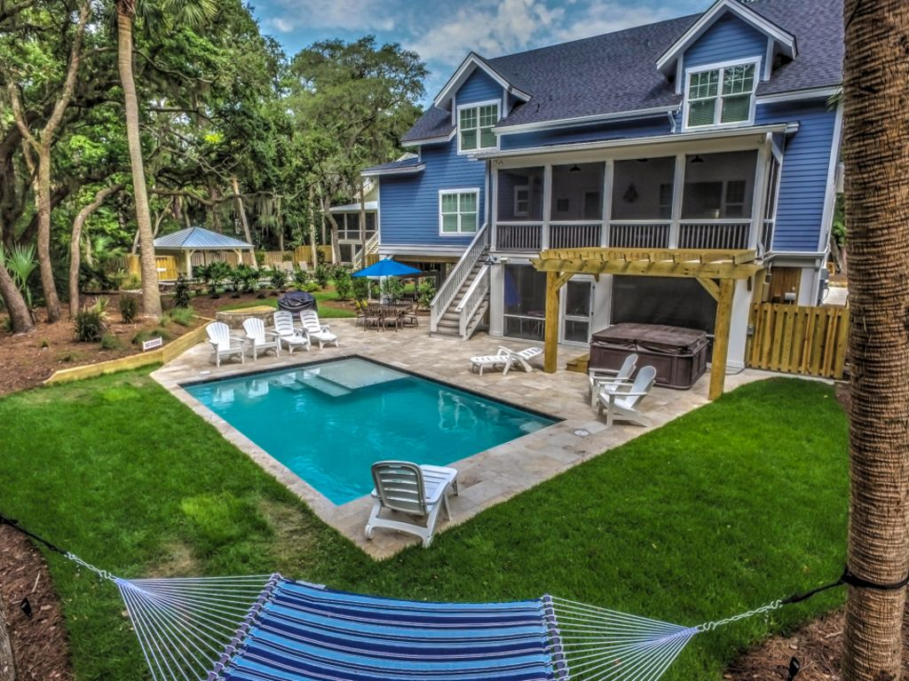 5a hickory lane beautiful new beach homeaway south for Hickory lane