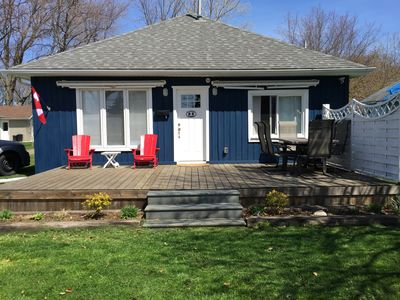 Photo for Newly Renovated, Beautifully Decorated - A Few Steps From Family-Friendly Beach