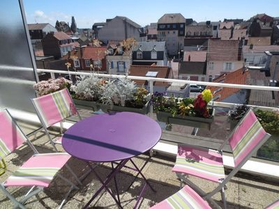 Photo for Charming duplex(link-up) in city center