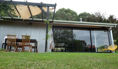 Photo for Moosewood, Eclectic Australian Farm House accommodation in tranquil...