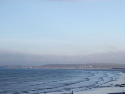 Photo for Flat With Sea Views overlooking Bideford Bay and 5 minutes walk to the Beach