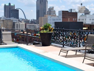 Photo for 2BR Condo Vacation Rental in St. Louis, Missouri