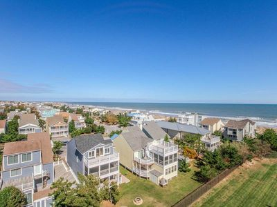Photo for A610: Updated 2BR Sea Colony oceanfront condo | Private beach, pools & tennis!