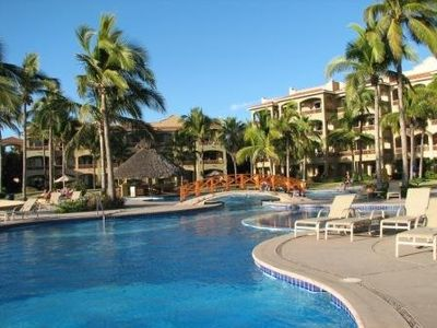 Photo for Private Golf and Beach Resort Condo, Estrella Del Mar