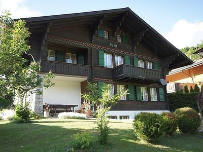 Photo for Apartment Träumli in Lenk - 2 persons, 1 bedrooms