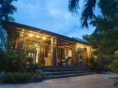 Photo for CASA RIO: Enchanting private Holiday House along quiet river