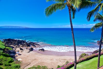 Amazing Beach and Ocean Front Views From Turquoise Cove